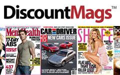 DiscountMags.com 30% Off Reward